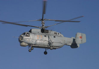 Russian Helicopters ready for delivery of Ka-27M helicopters