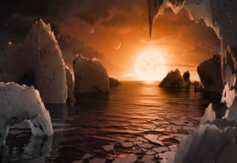 This is no fairy tale - TRAPPIST-1 and the seven planets