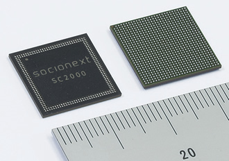 Image processor enables high-speed processing of image data