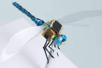 Dragonfly to become the smallest aerial vehicle