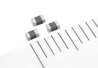 Thin-film metal inductors have 30% lower DC resistance