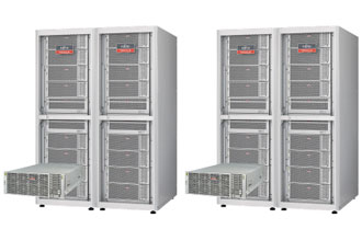 Servers provide optimised infrastructure for cloud environments