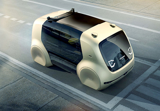 VW's self-driving fleet to hit the roads by 2021