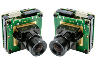 USB3 board camera offers high level of light sensitivity