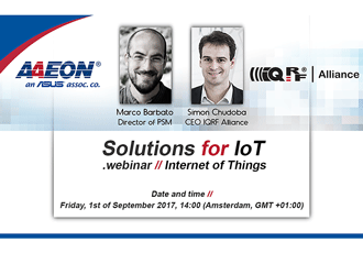 Webinar discusses future IoT solutions and projects