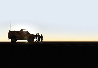 Future Armoured Vehicles Survivability 2017