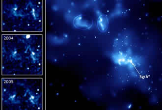 Researchers develop first image of a black hole