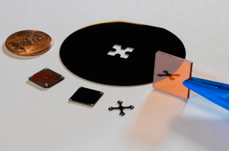 Testing the performance of semiconductors using light