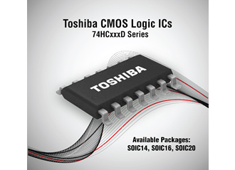 Toshiba adds SOIC packages to CMOS logic ICs