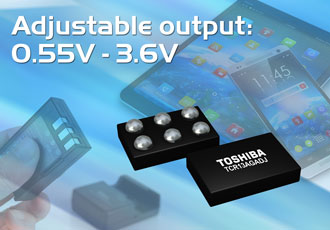 1,3A LDO regulator drives efficiency in mobile devices