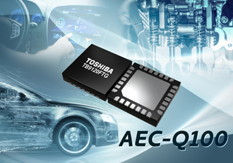 Stepping motor driver suitable for automotive applications
