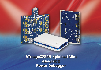 Win a Microchip ATmega328PB Development Suite Bundle