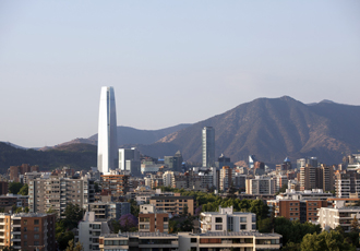 Bringing 5G to Chile