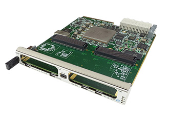 AMC580 Zynq UltraScale+ module supports flexible clocking