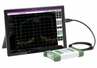 Spectrum analysers upgrade 5G test measurements