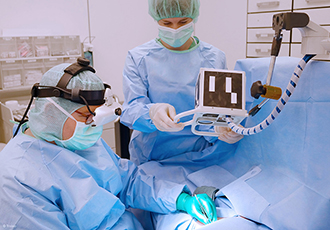 AR glasses improve operations on tumours