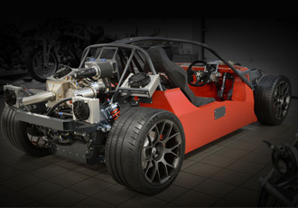 New ultra-high performance electric sports car in development