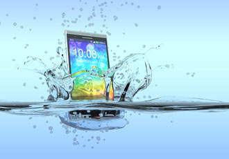 One for all: water resistance in the mobile industry