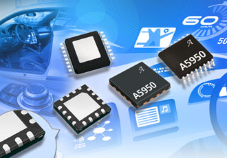 Integrated DC motor driver IC reduces design complexibilty