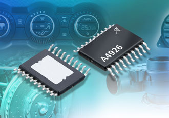 Automotive MOSFET driver ICs designed for high-power applications