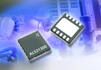 Three-axis linear Hall-effect sensor IC is accurate and flexible