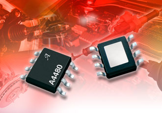 Buck-boost regulator designed to power automotive sensors
