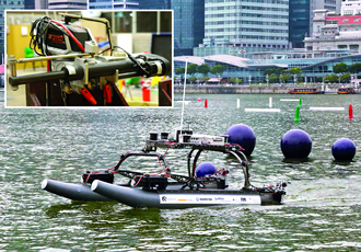 Steering the way to unmanned vessel design