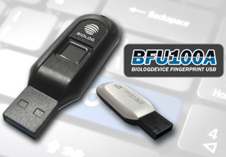 Wave goodbye to fraud with this secure fingerprint USB