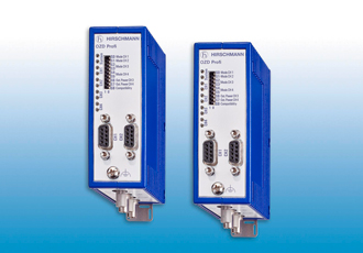 Fibre optic repeater enables faster PROFIBUS communications