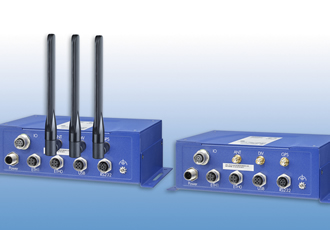 Industrial cellular router meets needs of transportation industry