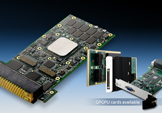 Rugged processor blade boosts computing power