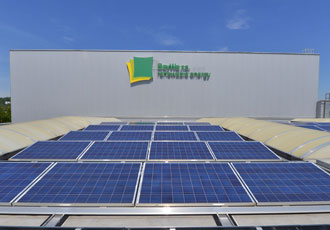 Renewable energy market growth causes BayWa r.e. to expand