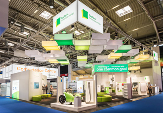 Latest energy report results on display at Intersolar Europe