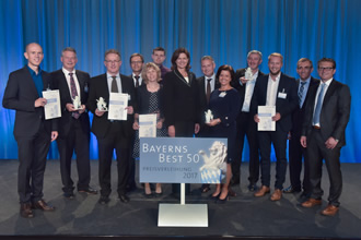 "BMZ GmbH is one of ""Bavaria's best 50"" companies"