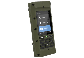Communications device fulfils data transfer requirements for mobile troops