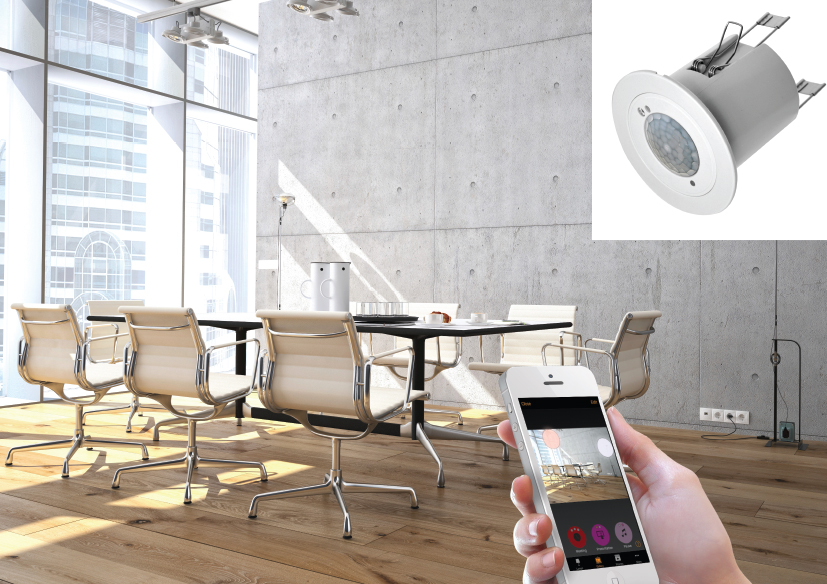 Casambi teams up with DANLERS to deliver wireless control sensors