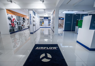 Compact I/O system saves floor space at Airflow Air Academy
