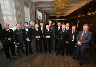 Royal Navy team rewarded for its repair technique on submarines