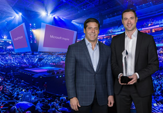 COPA-DATA wins the 2017 Microsoft IoT Award