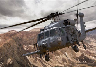Combat rescue helicopter completes technical readiness level