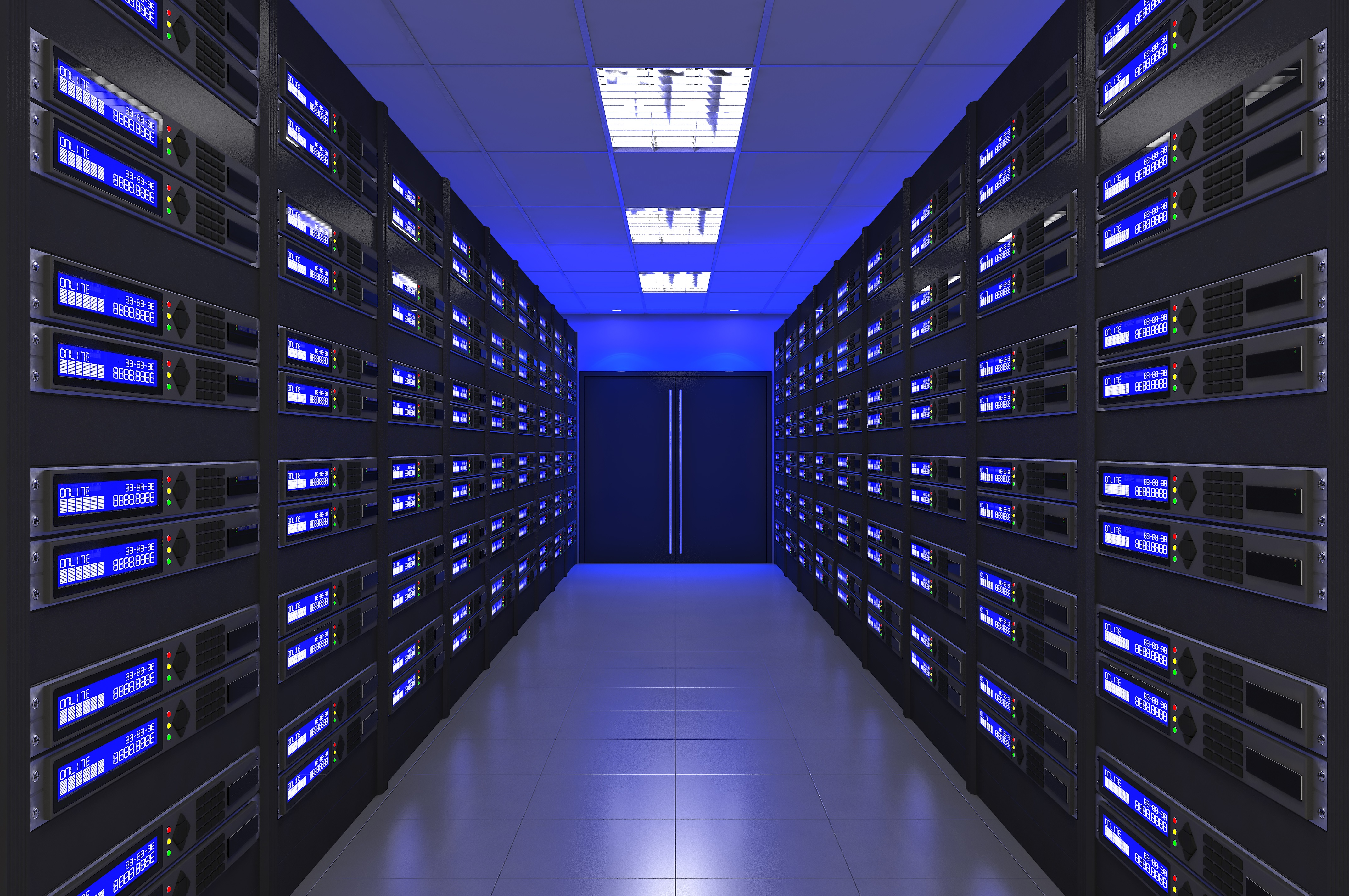 Software defined power for data centres