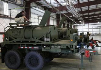 WEW deliver further Camel II Unit Water Pods to US Army