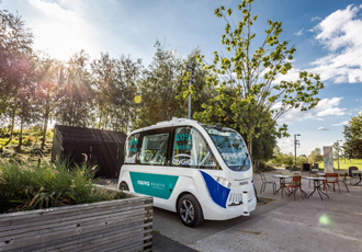 Autonomous shuttles trialled successfully in London