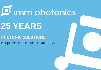 IMM Photonics celebrates 25th anniversary