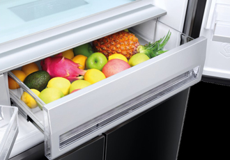 Connected refrigerators unveiled for smart homes