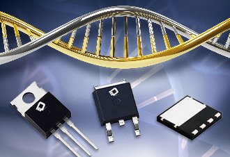 MOSFETs suit hard-switched applications