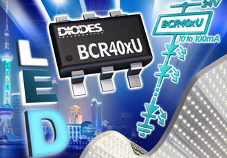 Linear LED drivers increase efficiency in LED strips