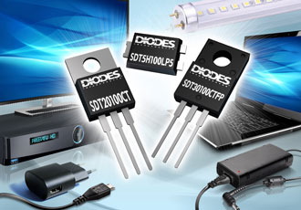 Schottky Diodes series delivers superior performance
