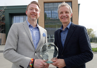 Big Data and IoT excellence awards presented to DigiPlex