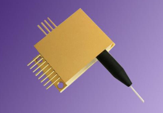 Laser diode modules for use in Raman spectroscopy